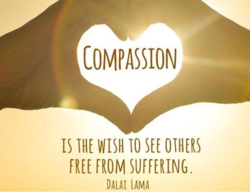 Compassion – The Power to Relieve Suffering