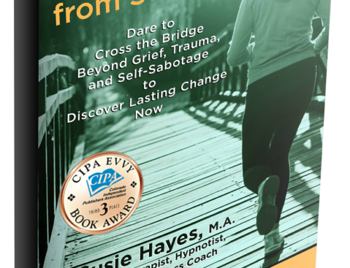 FREED from Stuck! Dare to Cross the Bridge Beyond Grief, Trauma, and Self-Sabotage to Discover Lasting Change Now