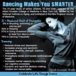How Dancing Makes You Smarter