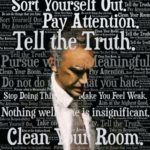 Jordan Peterson's Radical, Transforming Beliefs – 12 Rules for Life